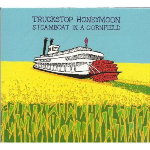 Truckstop Honeymoon - Steamboat in a Cornfield [CD]