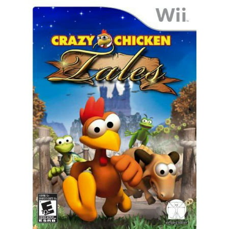 Crazy Chicken Tales - Nintendo Wii