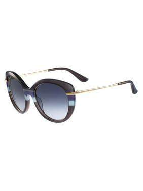 3443450f74 Product Image Salvatore Ferragamo SF724S Sunglasses 025 Grey-Azure