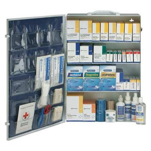FIRST AID ONLY 54767 First Aid Kit,5-9/16in.Wx15-3/16in.D G3111291