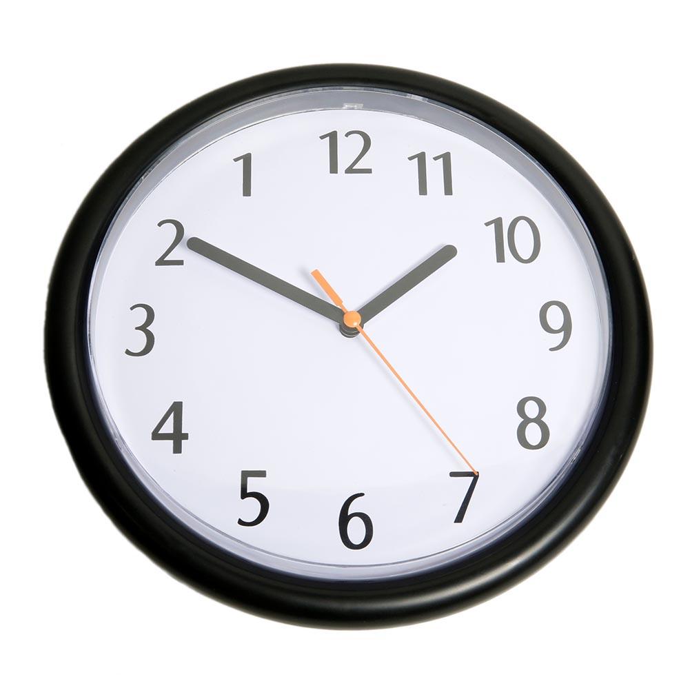 Backwards Wall Clock by Rhode Island