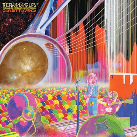 The Flaming Lips Onboard The International Space Station Concert For Peace (Vinyl) (explicit)