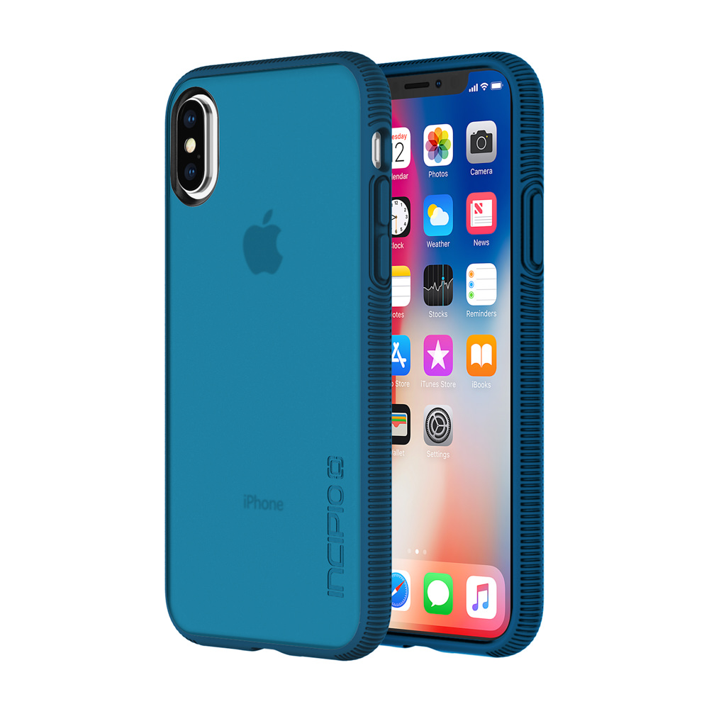 new styles 0d6f0 eb2c7 Incipio Octane for iPhone Xs & iPhone X – Navy – Walmart Inventory ...