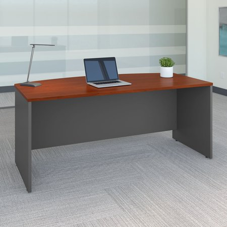 Series C 72 in. Bow Front Desk