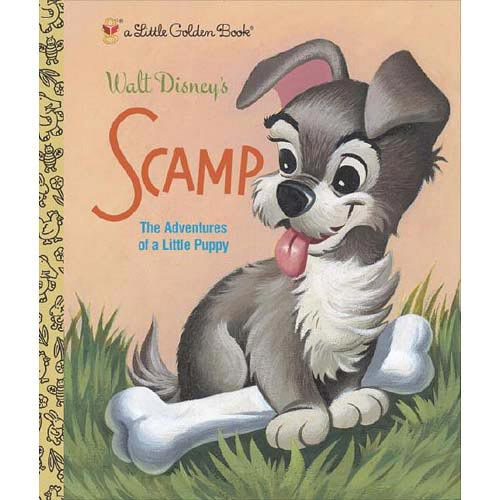Walt Disney's Scamp: The Adventures of a Little Puppy