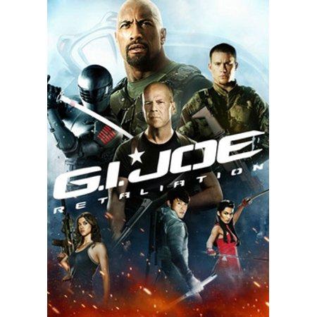 G.I. Joe: Retaliation (DVD) - Halloween Joe Joe's