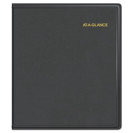 AT-A-GLANCE Refillable Multi-Year Monthly Planner, 9 x 11, White, 2017-2021 Ata Glance Monthly Planners