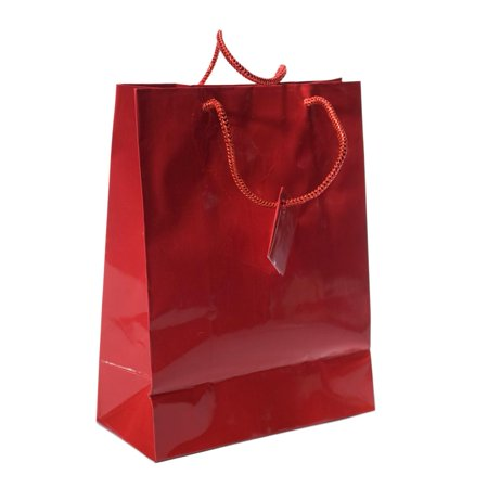 Red Gift Bags (Medium Red Gift Bags)