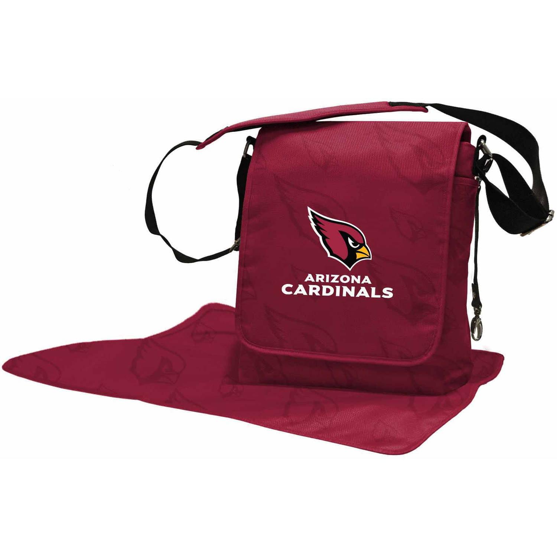 NFL Licensed Diaper Messenger Bag Collection