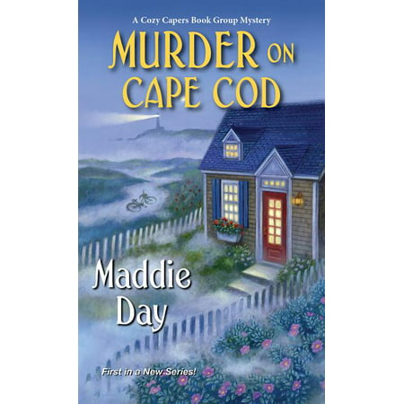Cozy Capers Book Group Mystery: Murder on Cape Cod (Series #1) (Paperback)