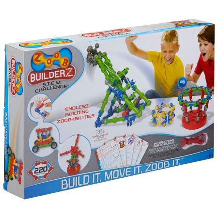 ZOOB BuilderZ S.T.E.M. Challenge