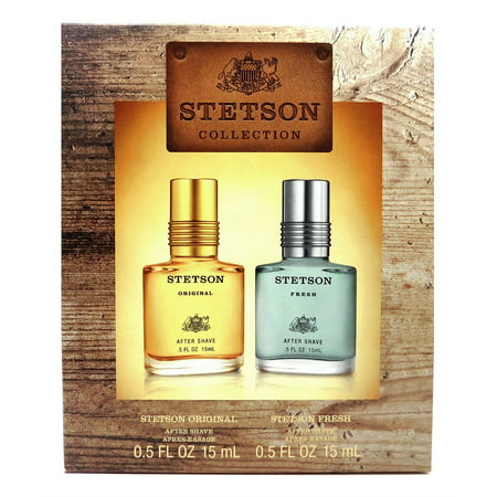 - Stetson Collection After Shave