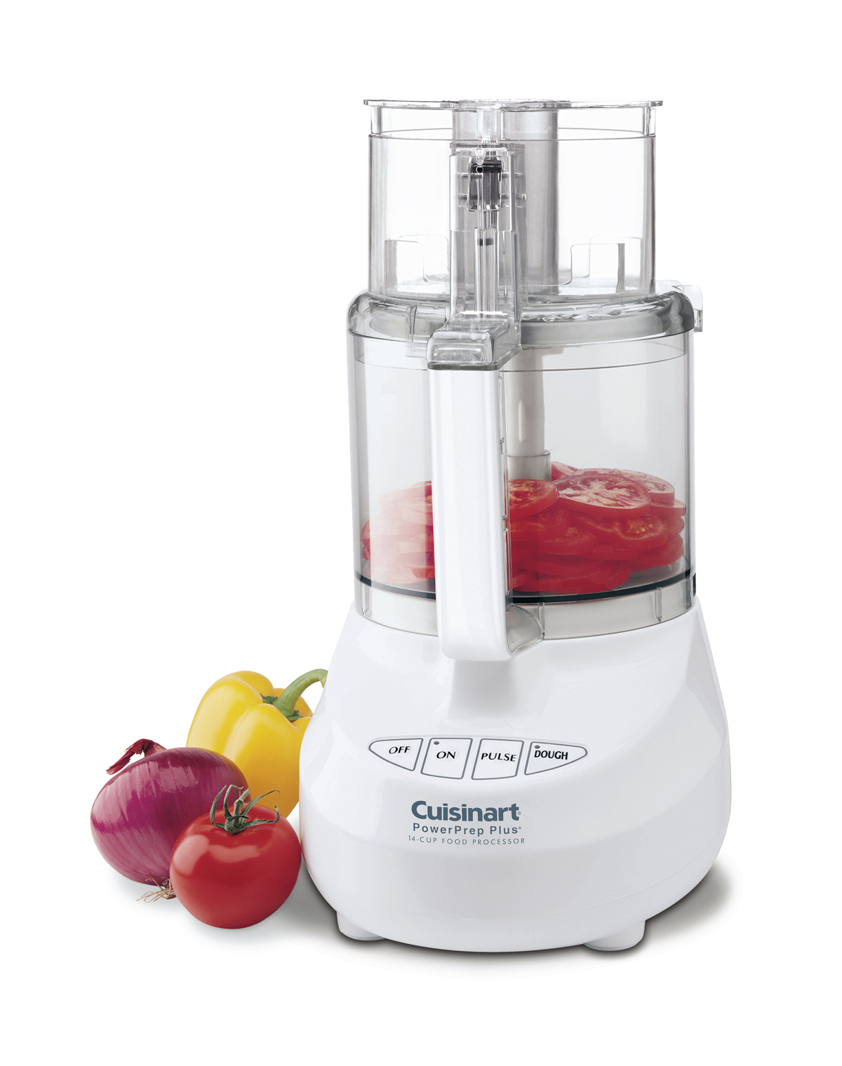 Cuisinart DLC-2014NY PowerPrep Plus 14-Cup Food Processor