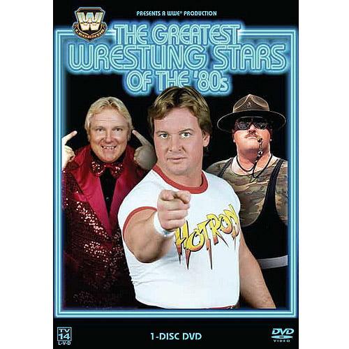 WWE: Greatest Wrestling Stars by