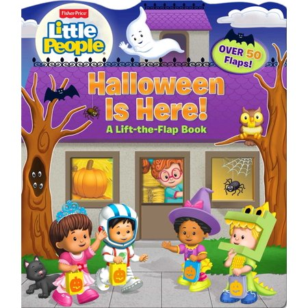 This Is Halloween Different Languages (Fisher-Price Little People: Halloween is)