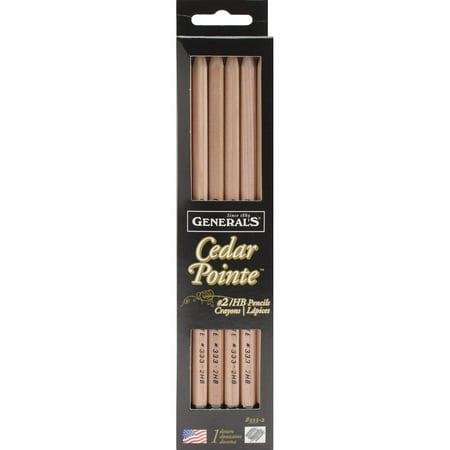 Company Cedar Pointe No. 2 Pencil (ANG333-2)], 12-pack General Pencil - #2 Soft