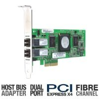 DUAL PORT FC HBA 4GBPS DISC PROD SPCL SOURCING SEE NOTES