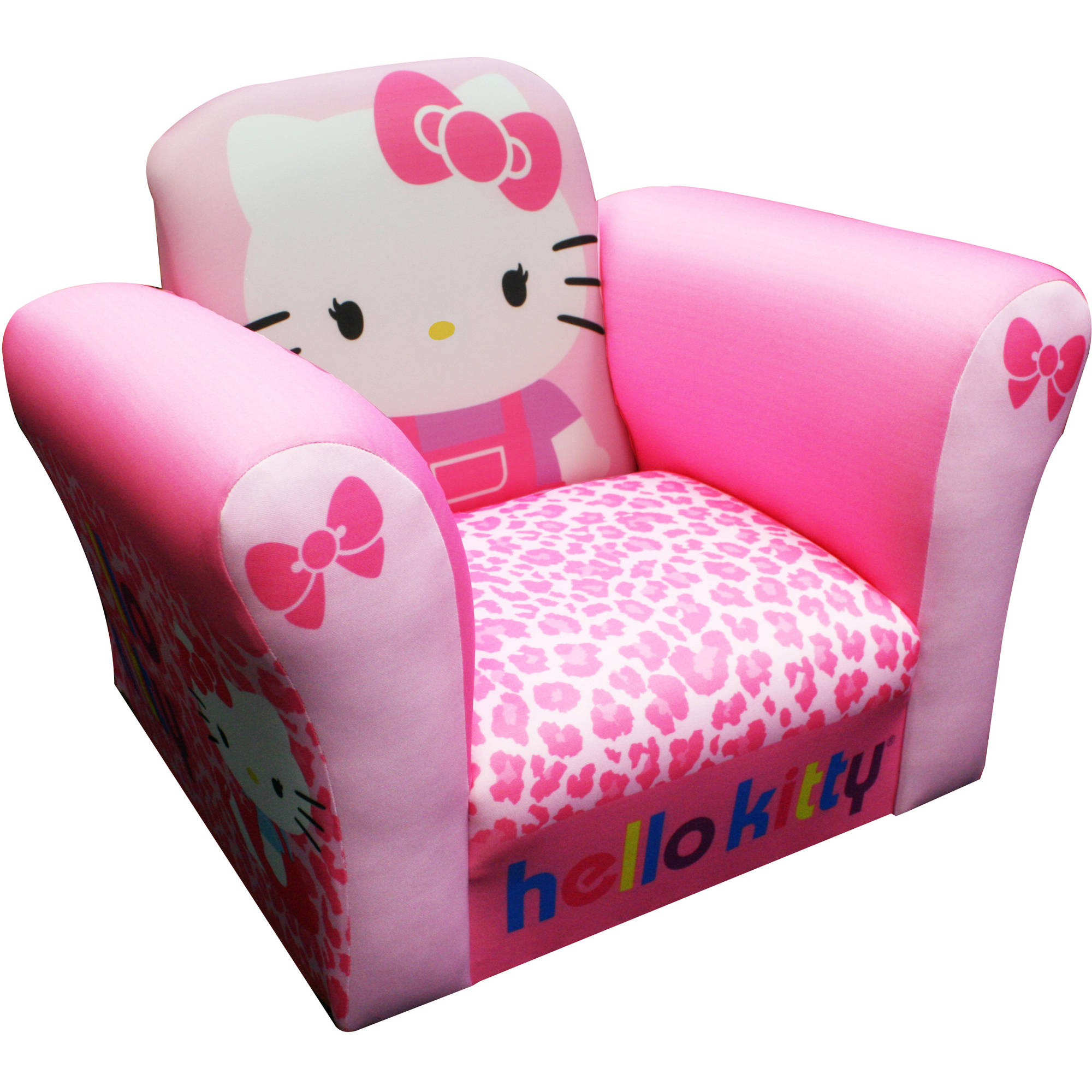 Hello Kitty Bows Small Standard Rocker