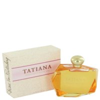 Tatiana Bath Oil By Diane von Furstenberg 4 oz