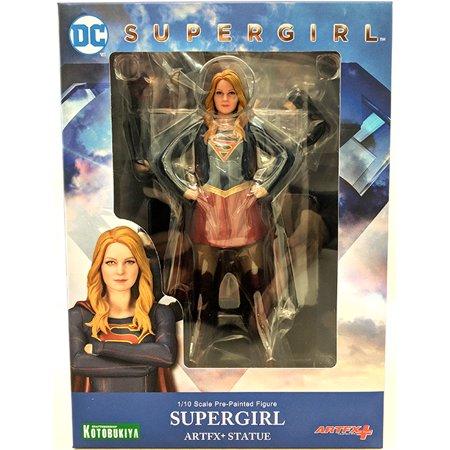 Supergirl Statue (Supergirl TV Series 9 Inch Statue Figure ArtFX+ - Supergirl )