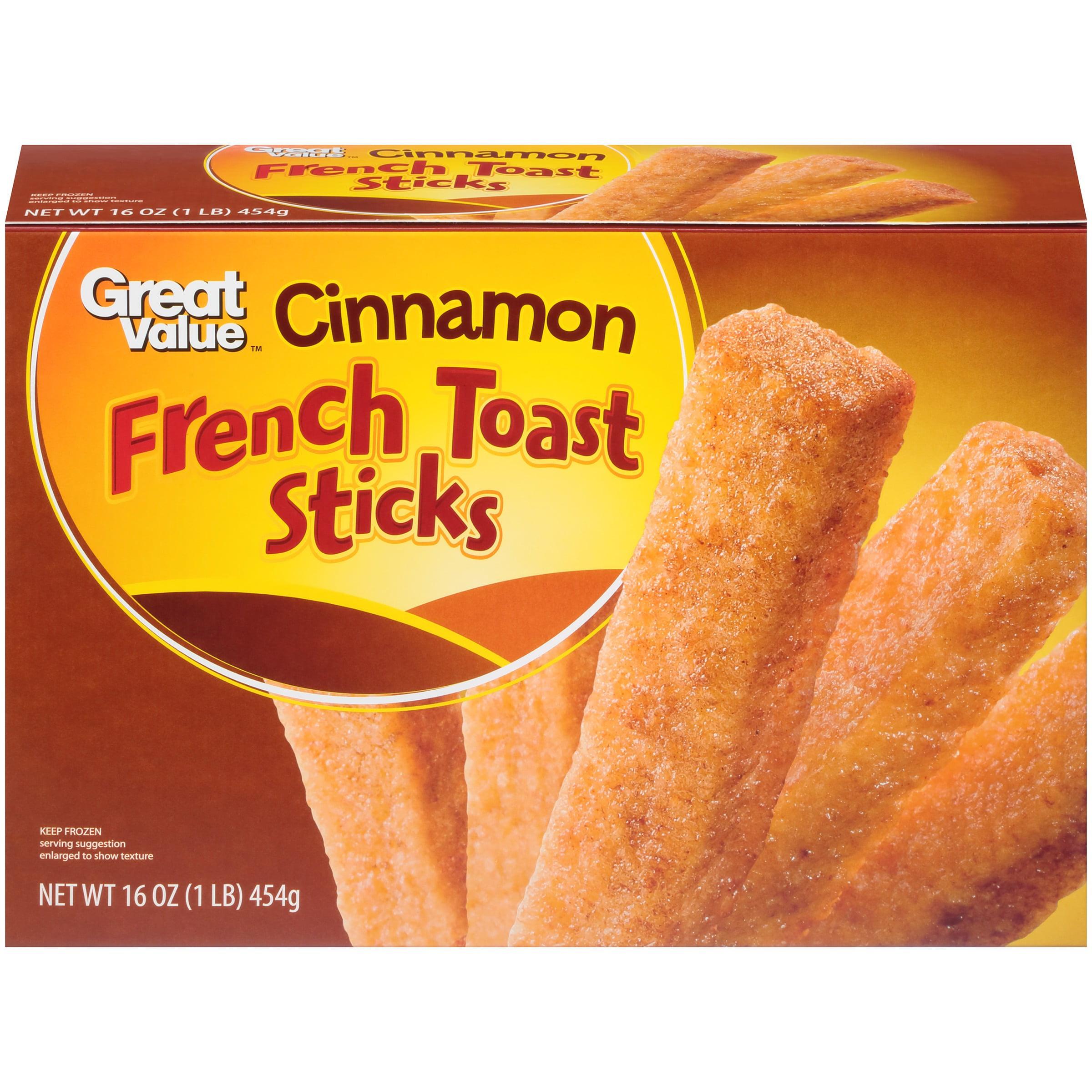 vans frozen french toast