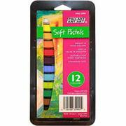 Pro Art Soft Pastel Set: Assorted Colors, 12 pack