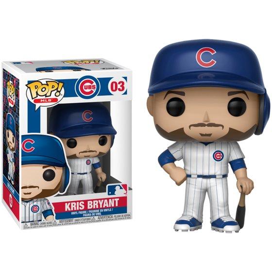 84d37ab2bbd Kris Bryant Chicago Cubs Funko POP Figurine - No Size - Walmart.com