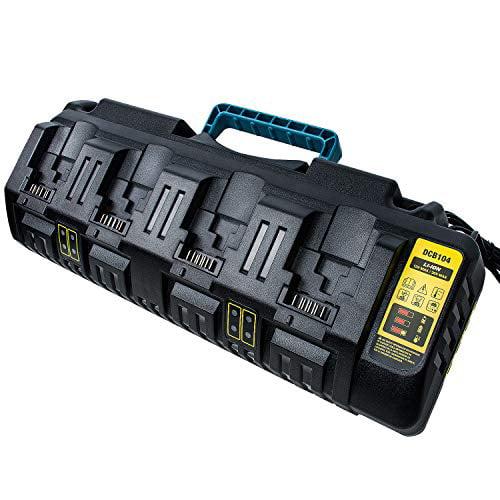 DCB112 12-20V Max Li-Ion Battery Charger New for Dewalt DCB115 DCB204 DCB205