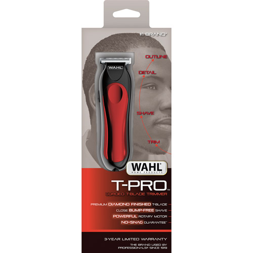 WAHL T-Pro 8-Piece Haircutting Kit, Model 9307-300