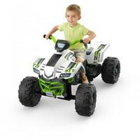 Power Wheels Racing Ride On ATV