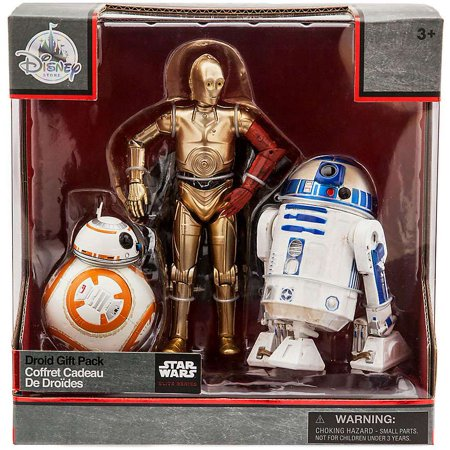 Star Wars Elite Droid Gift Pack [BB-8, C-3PO & R2-D2]](Stars Wars Gifts)