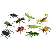 "5"" Insects, Set of 10"