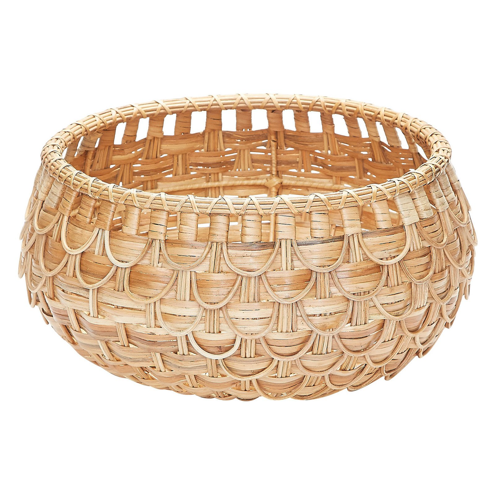 Dimond Home Fish Scale Basket