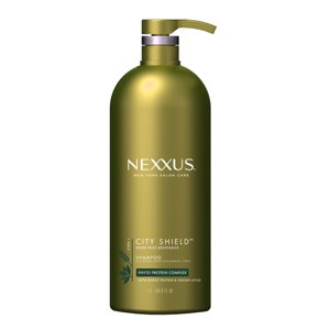 Nexxus City Shield Shampoo for All Hair Types 33.8 oz