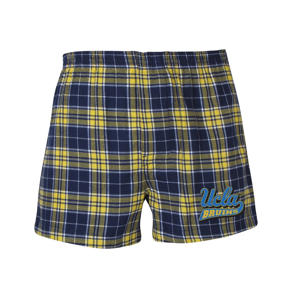 Men's UCLA Bruins Boxer Shorts by Concepts Sport