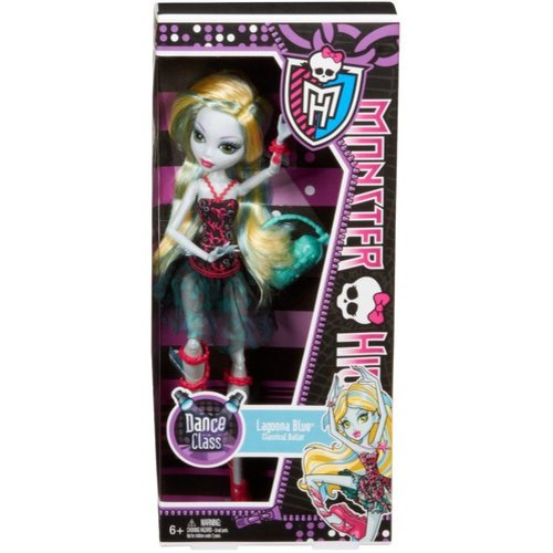 Monster High Dance Lagoona Blue Doll