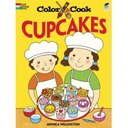 Color & Cook Cupcakes