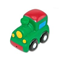 Puzzled Bath Buddy Train Water Squirter