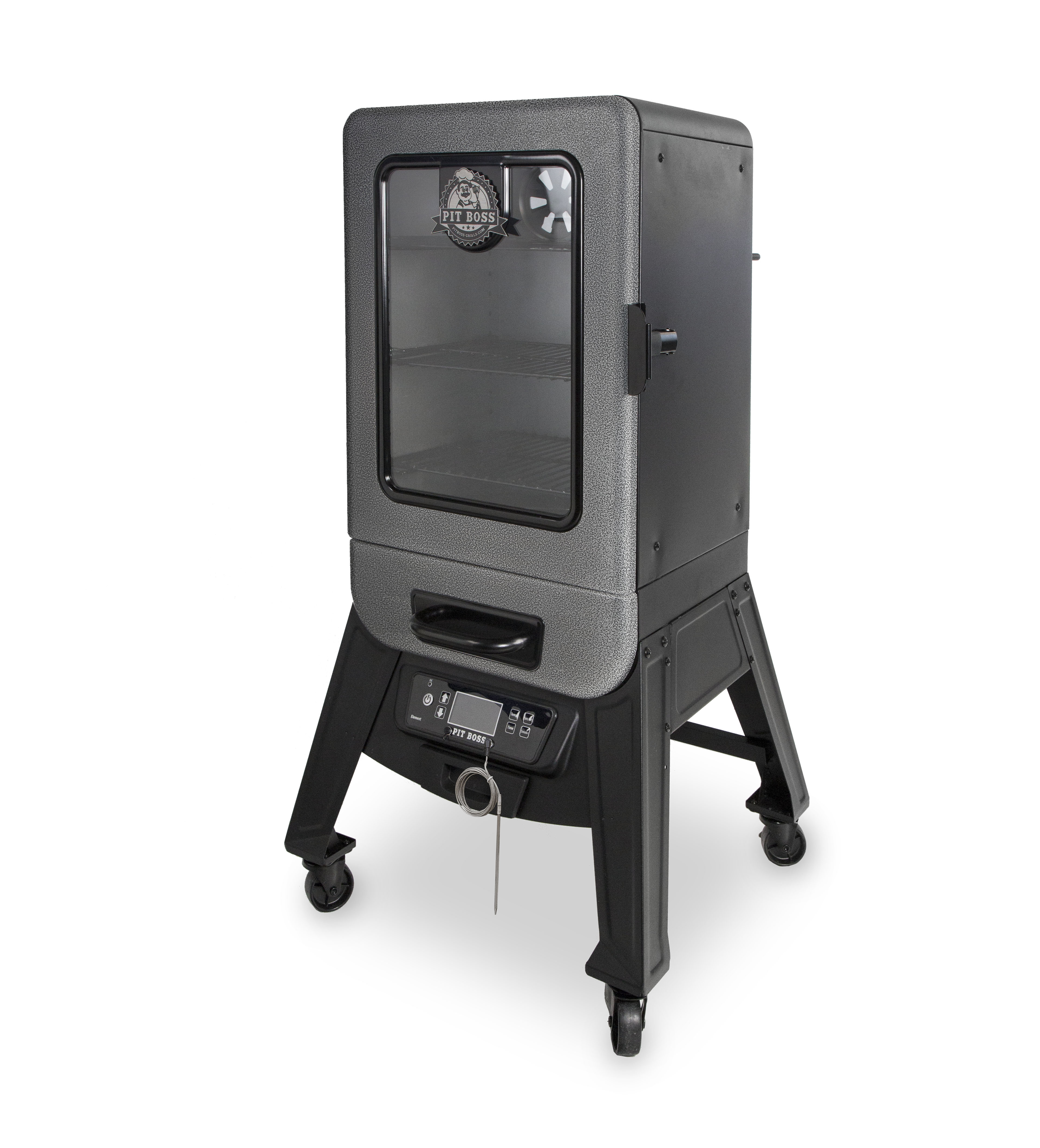 Pit Boss Hammer Tone 2-Series Digital Electric Vertical Smoker