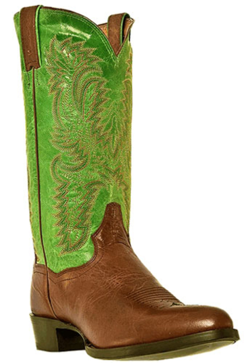 """Men's Dan Post BISON 13"""" Western Boots BROWN 8.5 D"""