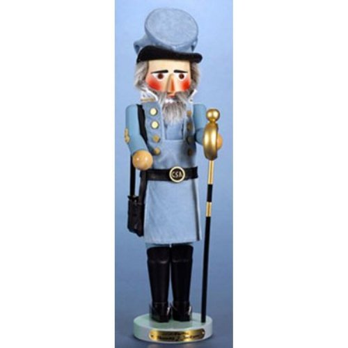 Steinbach Civil War General Jackson Nutcracker