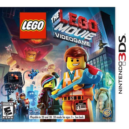 Click here for The LEGO Movie Videogame (Nintendo 3DS) prices