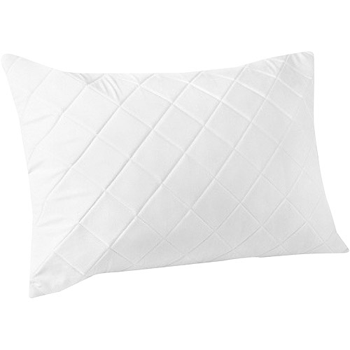 Fresh Ideas Comfort Memory Foam Pillow Protector by Levinsohn by Levinsohn Textile Co Inc