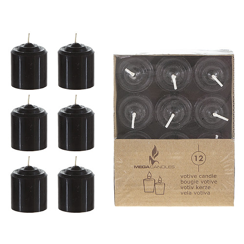 Synergy Retail Group Mega Votive Candle (Set of 12)