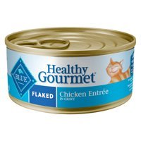 Blue Buffalo Healthy Gourmet Chicken Entre In Gravy Canned Cat Food, 5.5 Oz.