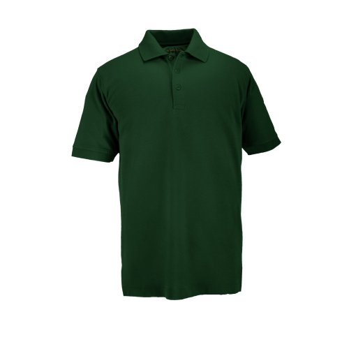 5.11 Tactical Short Sleeve Professional Polo Shirt, LE Green