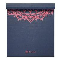 f5eb2067cf Product Image Gaiam Print Yoga Mat, Pink Marrakesh, 4mm