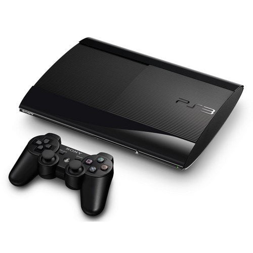 Refurbished Sony Playstation 3 Slim 250GB Super Slim by Sony