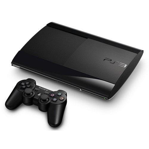 Refurbished Sony PS3 Slim 250GB Super Slim