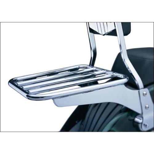 Cobra Tubular Luggage Rack For Sissy Bars Chrome Fits 98-03 Honda VT750C Shadow ACE